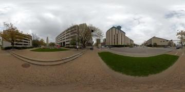 2 Nebraska Lincoln - Panoramen Übersicht