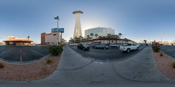 Las Vegas - Panoramen Übersicht