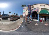 Los Angeles Panoramen Walk of Fame