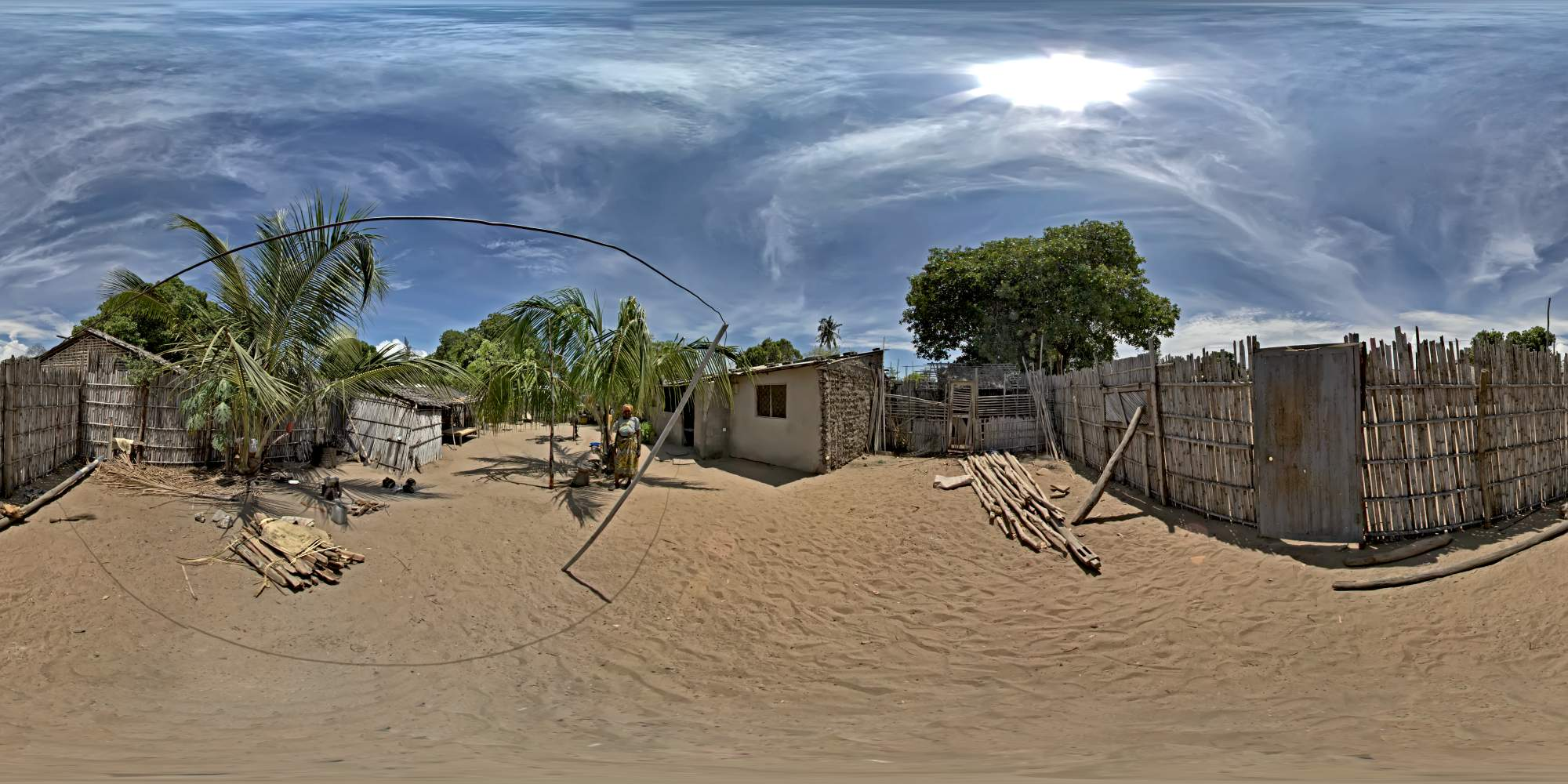 Pemba Stadt im Norden von Mosambik 1