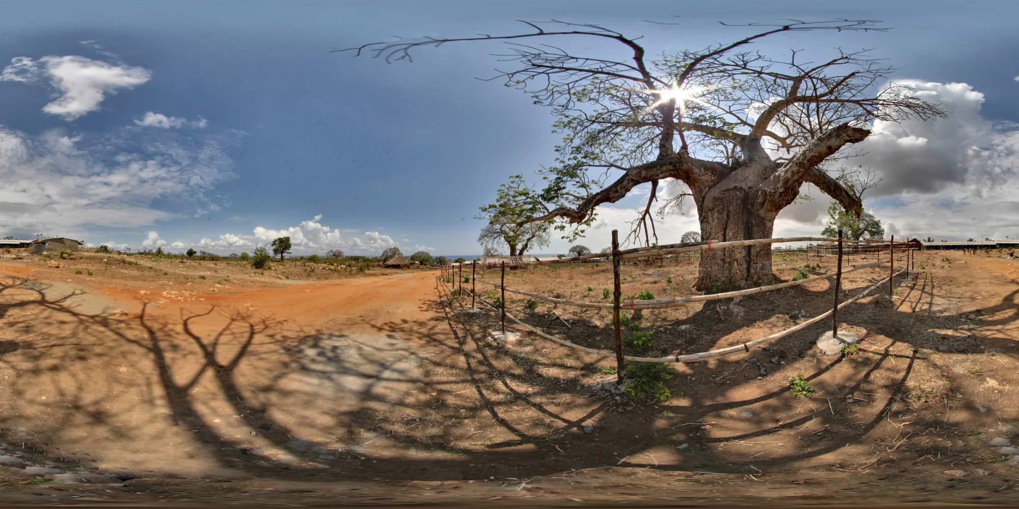 Mosambik Kinderdorf 6