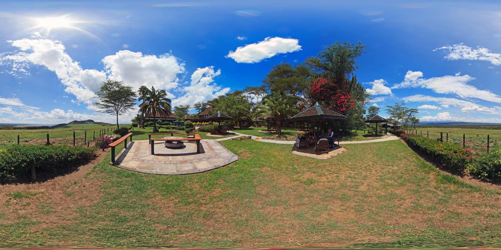 Kenia Nakuru Park Hotel3
