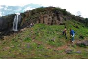 Kenia Thompson Wasserfall1