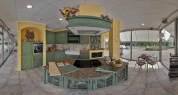 Virtuelle 360 Panoramen Küchenhaus