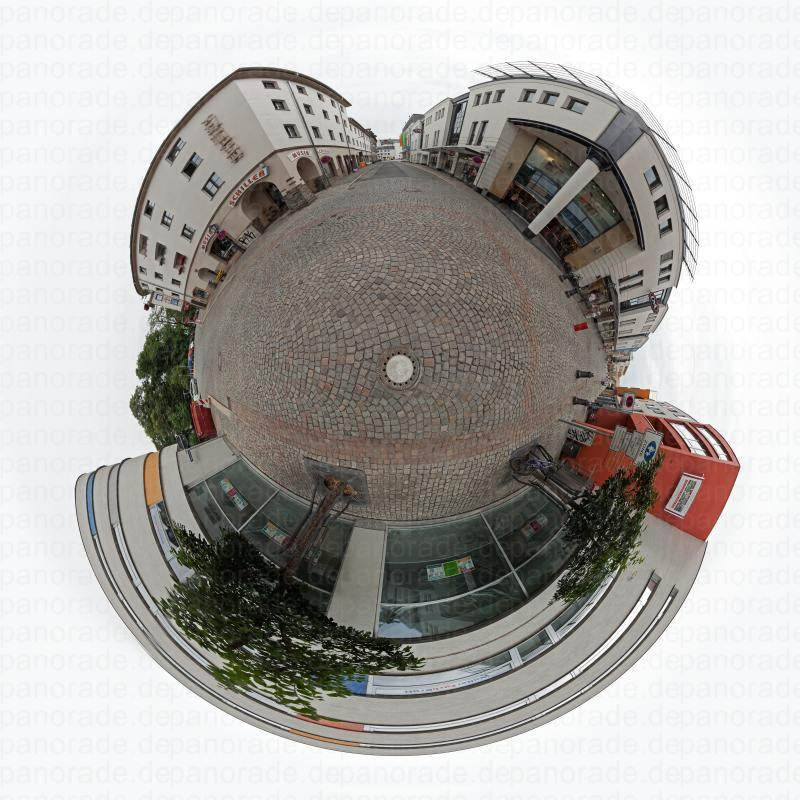 Panorama Stadt Zwickau  Musik Schiller