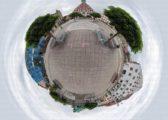 Zwickau Sachsen Little Planet 3