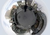 Chicago USA Little Planet 3