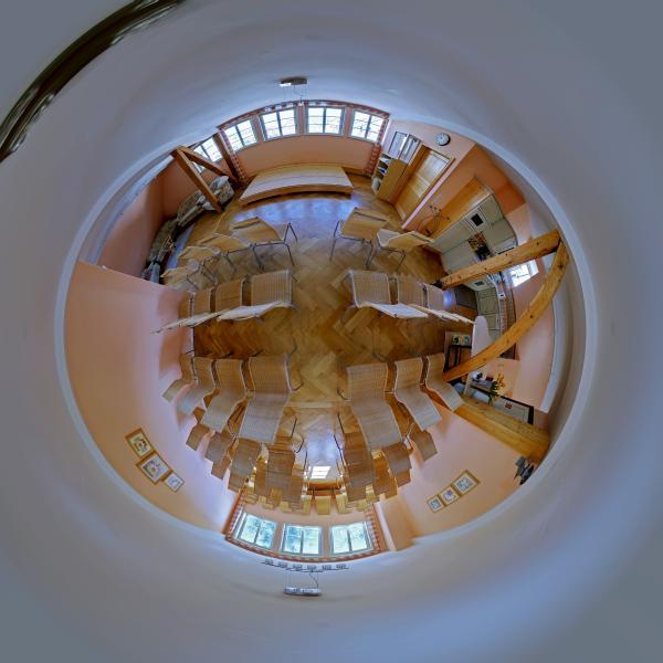 Panoramen Musikhaus Markstein Pianohaus Workshop-Raum