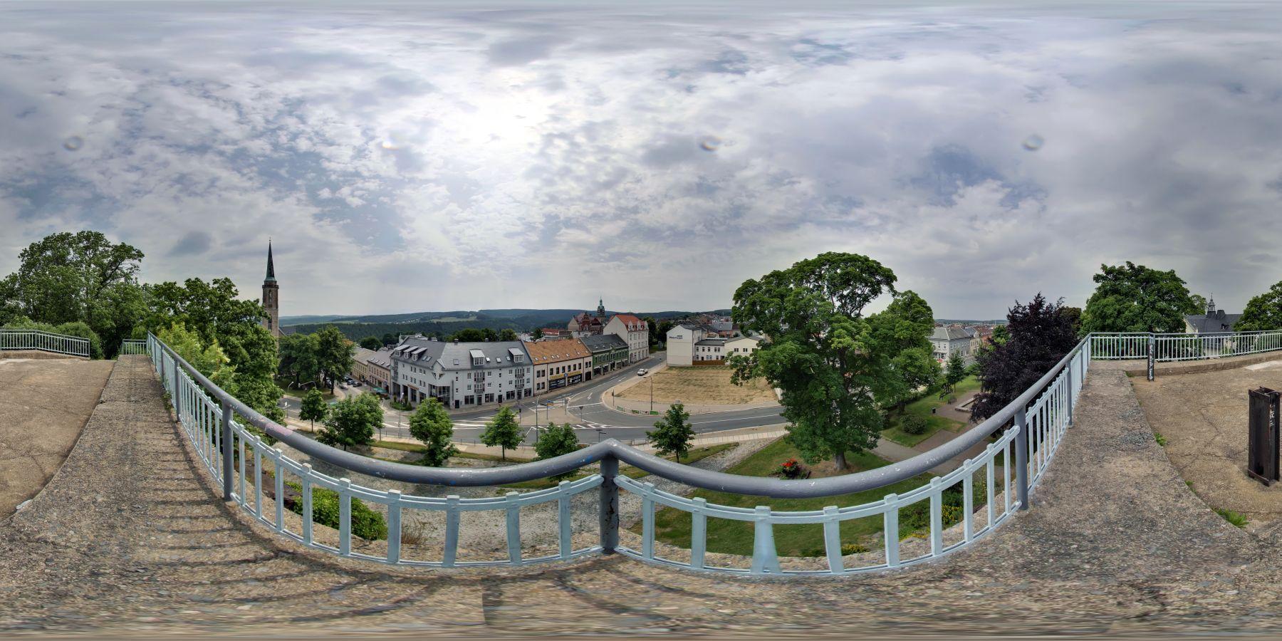 Falkenstein Vogtland Panoramen 1