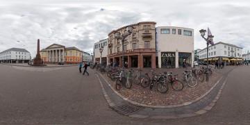 Panorama-Karlsruhe-Innenstadt-Ettlinger-Tor
