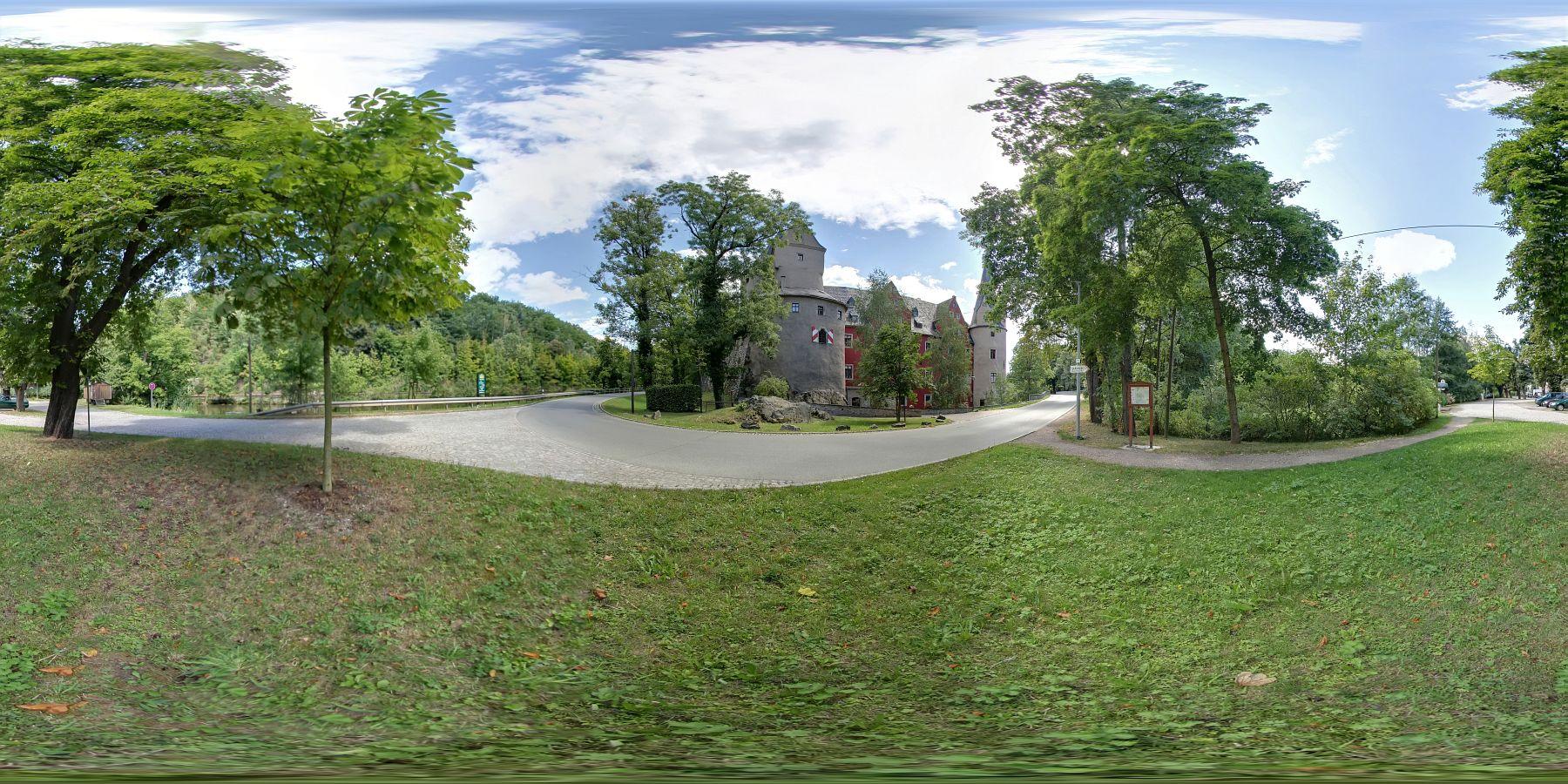 Hartenstein Burg-Stein Panoramen 1