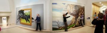 Augustusburg-3D-Ausstellung - Panoramen Übersicht