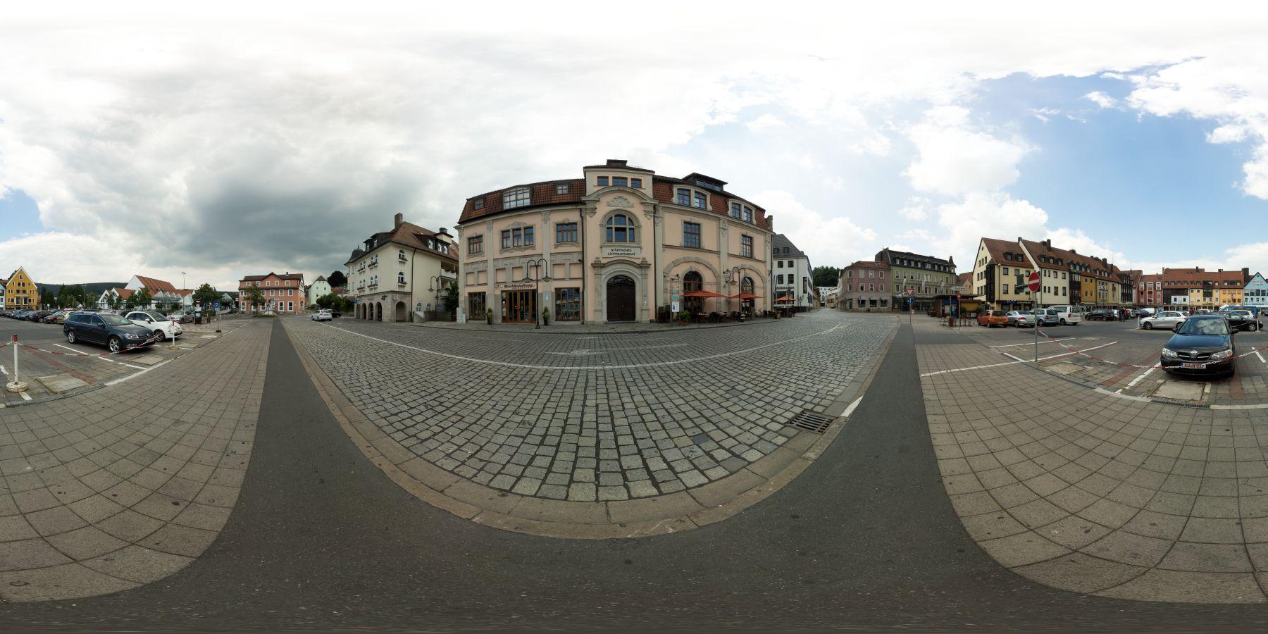 Kulmbach Markt