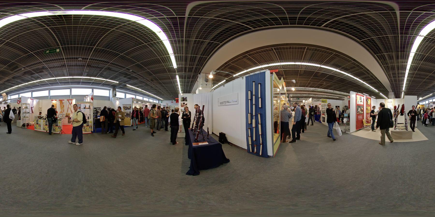 Panorama Musikmesse Frankfurt 29