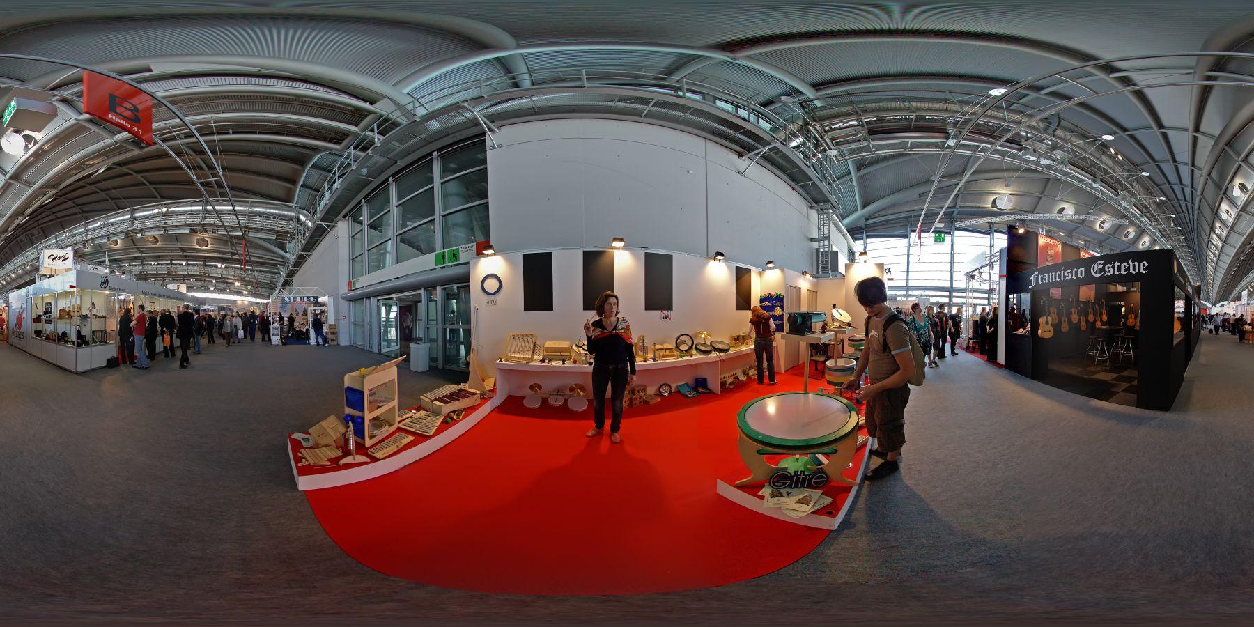 Panorama Musikmesse Frankfurt 34