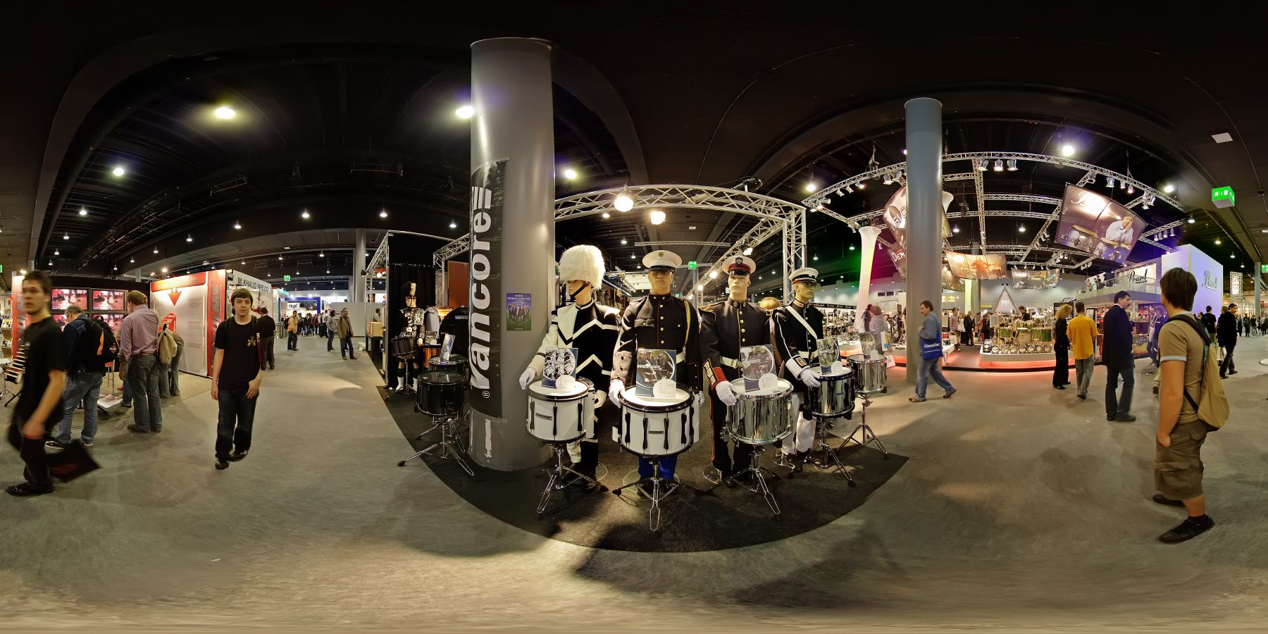 Panorama Musikmesse Frankfurt 7