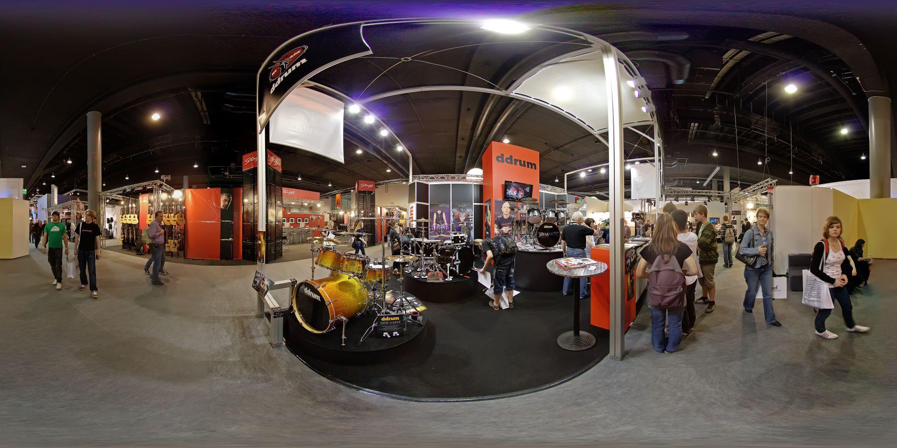 Panorama Musikmesse Frankfurt 9