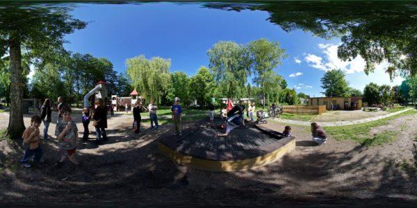 Stollberg Spielplatz am Walkteich 2