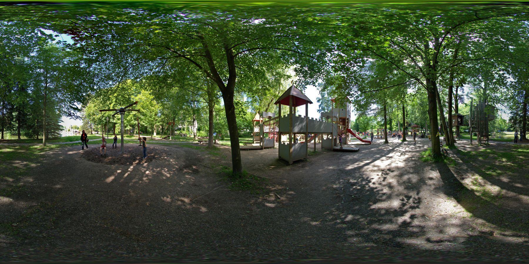 Panorama Waldspielplatz Stollberg 5