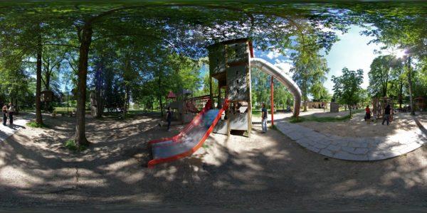 Stollberg Spielplatz am Walkteich 7