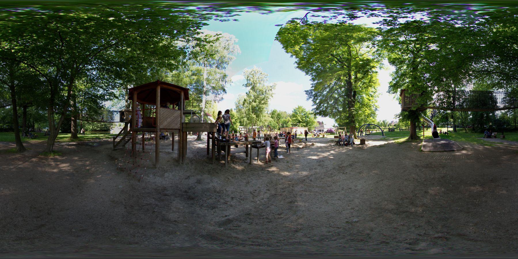 Panorama Waldspielplatz Stollberg 9