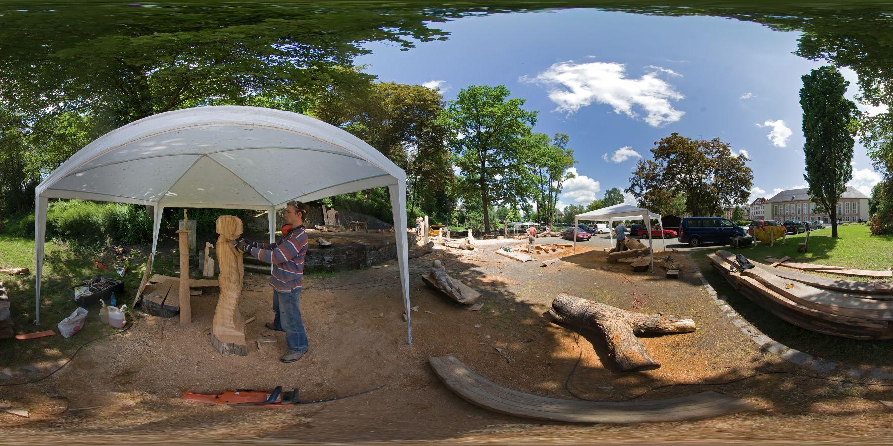 Panoramen Schnitzer Workshop Symposium 10