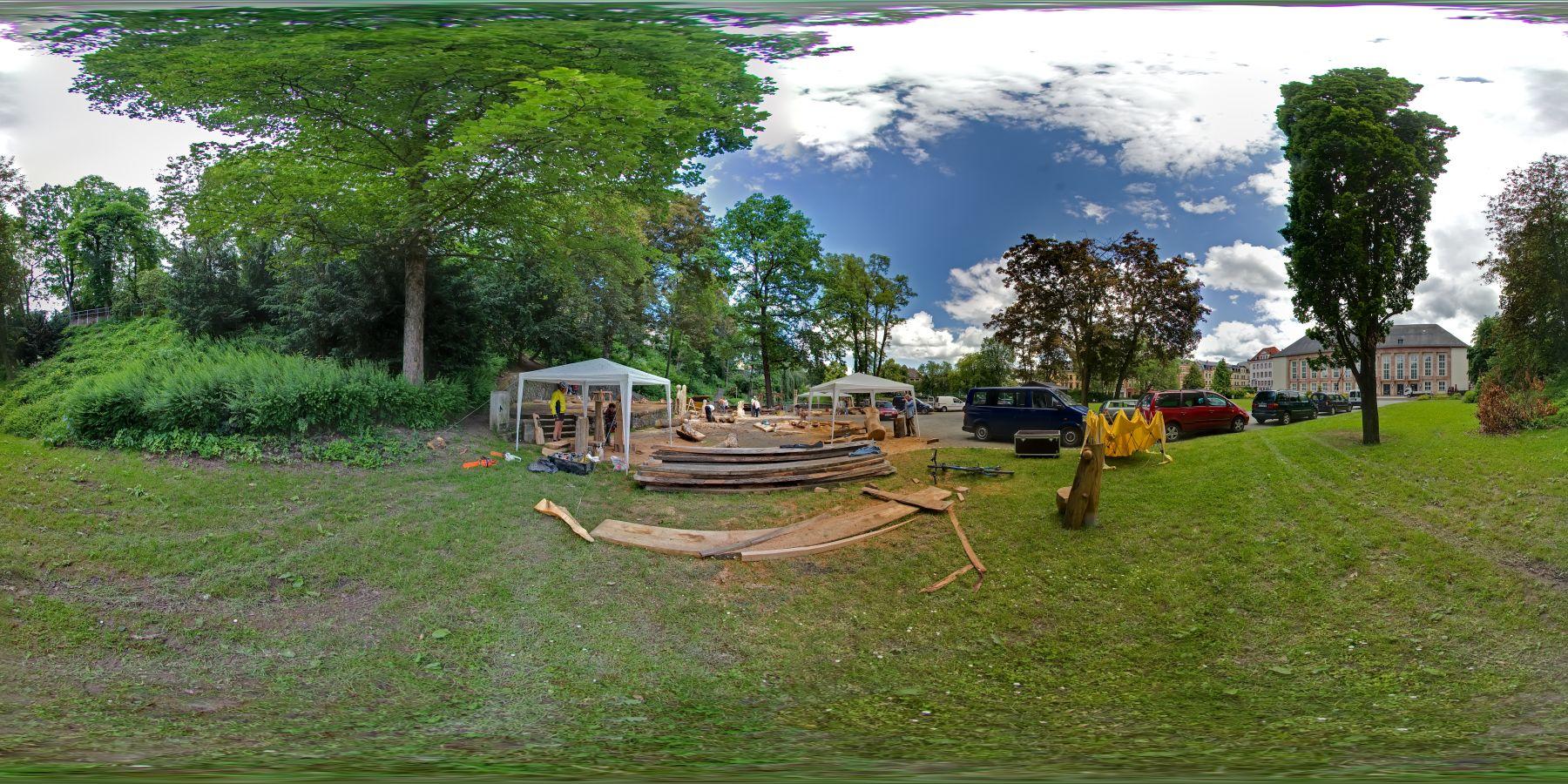 Panoramen Schnitzer Workshop Symposium 4