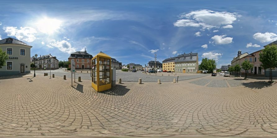 Zwoenitz Alte Bergstadt