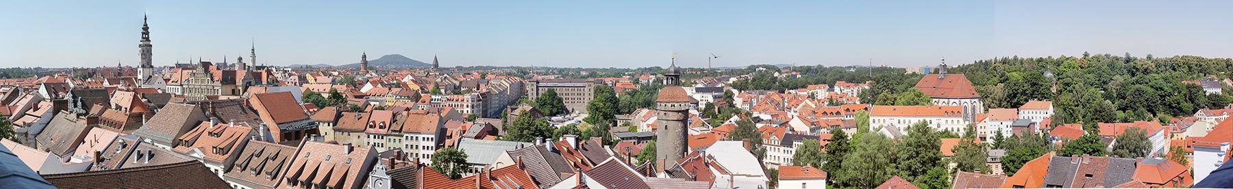 Goerlitz Blick vom Kirchturm