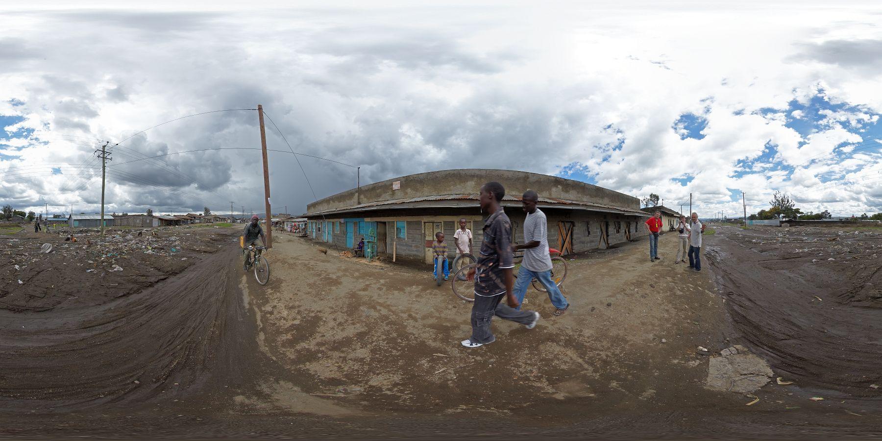 Panorama Kenia Nakuru Aidsfrauen 2