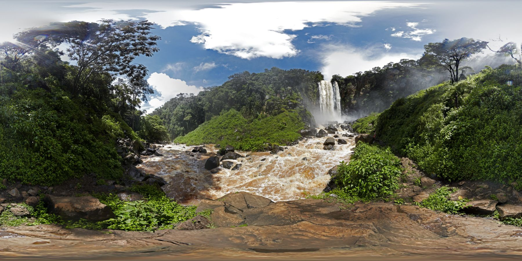 Panorama Kenia Thompson_Wasserfall 8