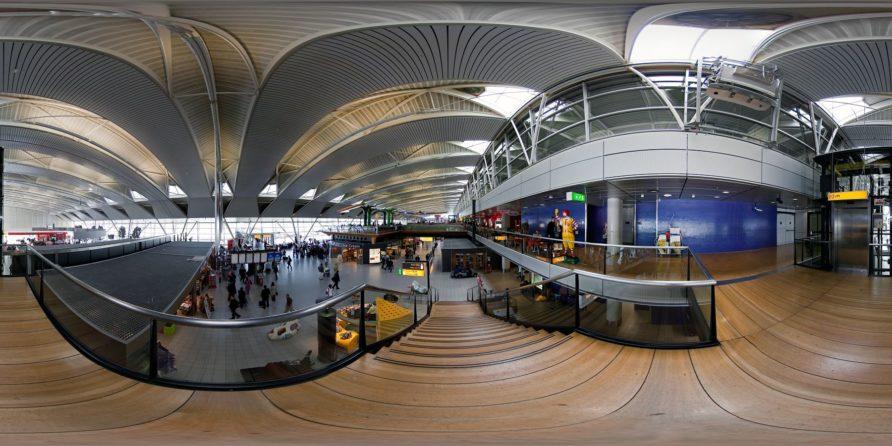Amsterdam Flughafen