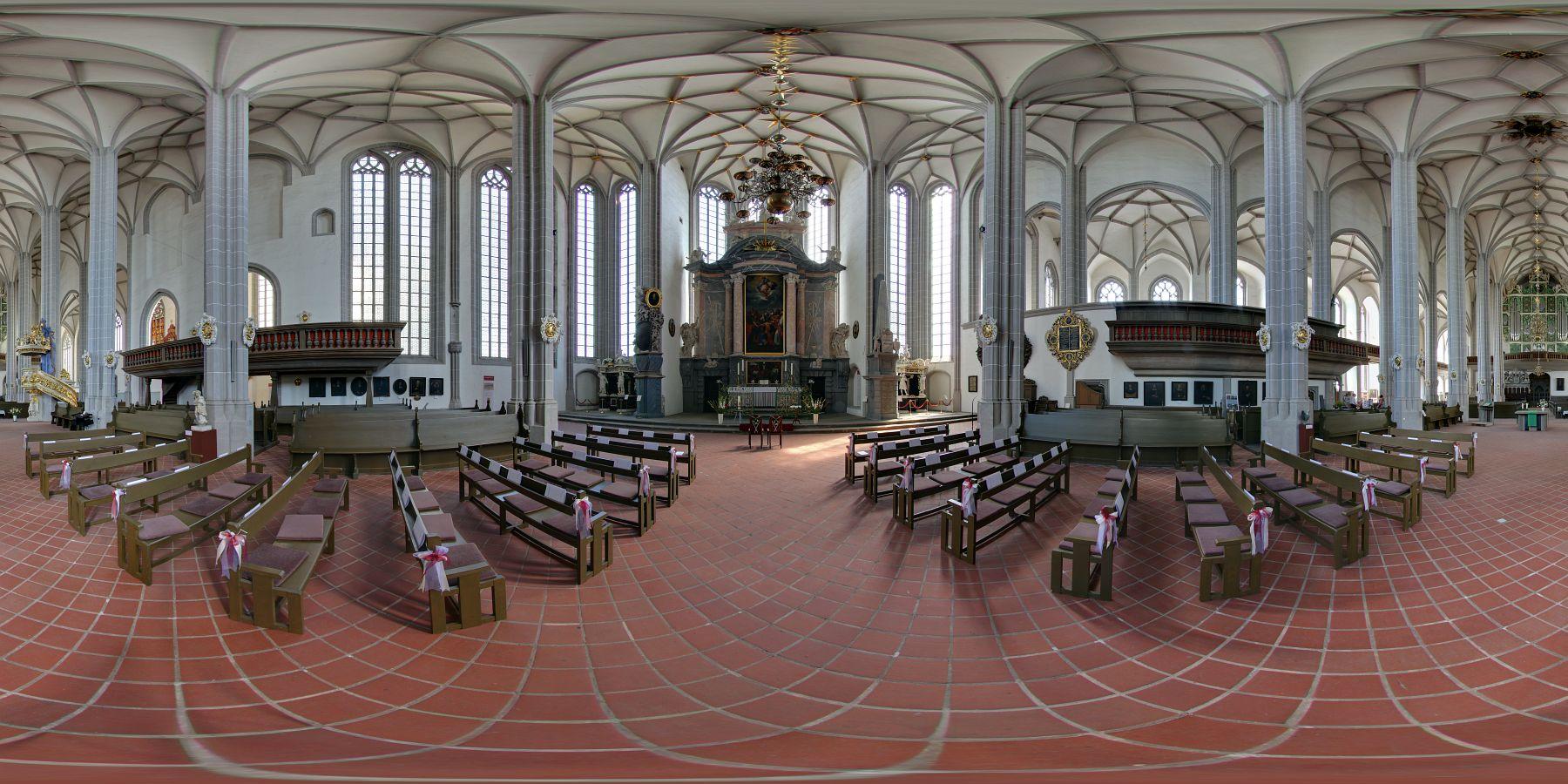 Petrus Kirche 1