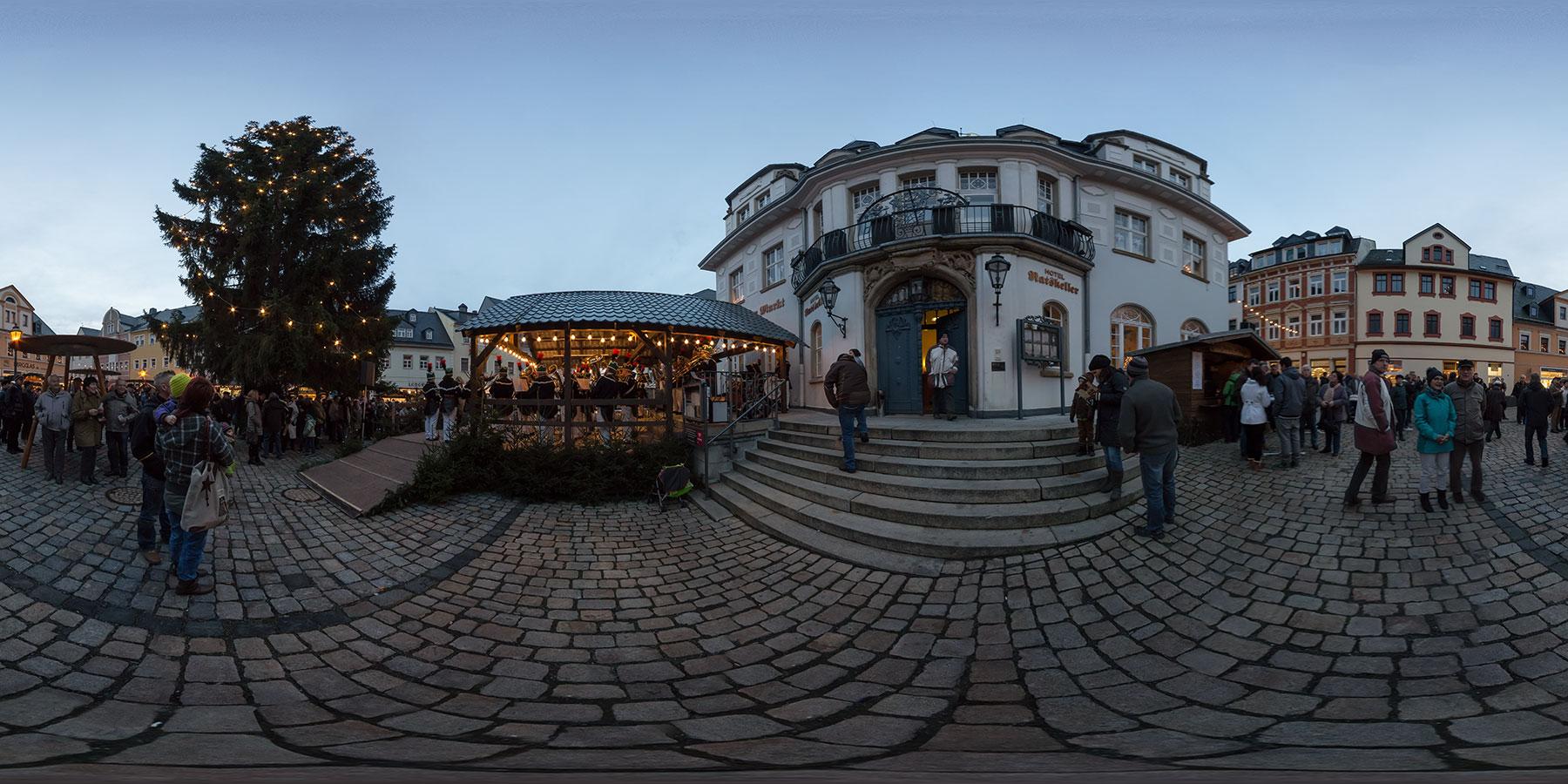 Schwarzenberger Weihnachtsmarkt 1
