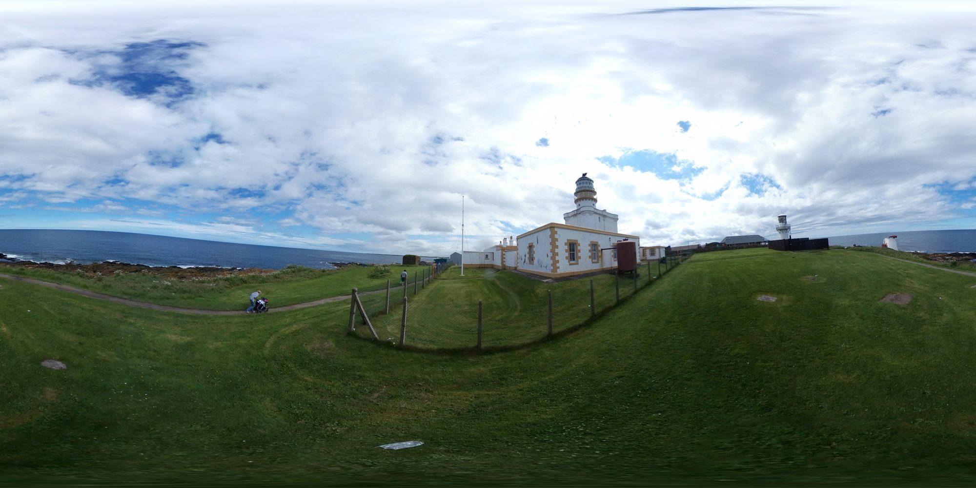 Scottish Lighthouses Fraserburgh 1