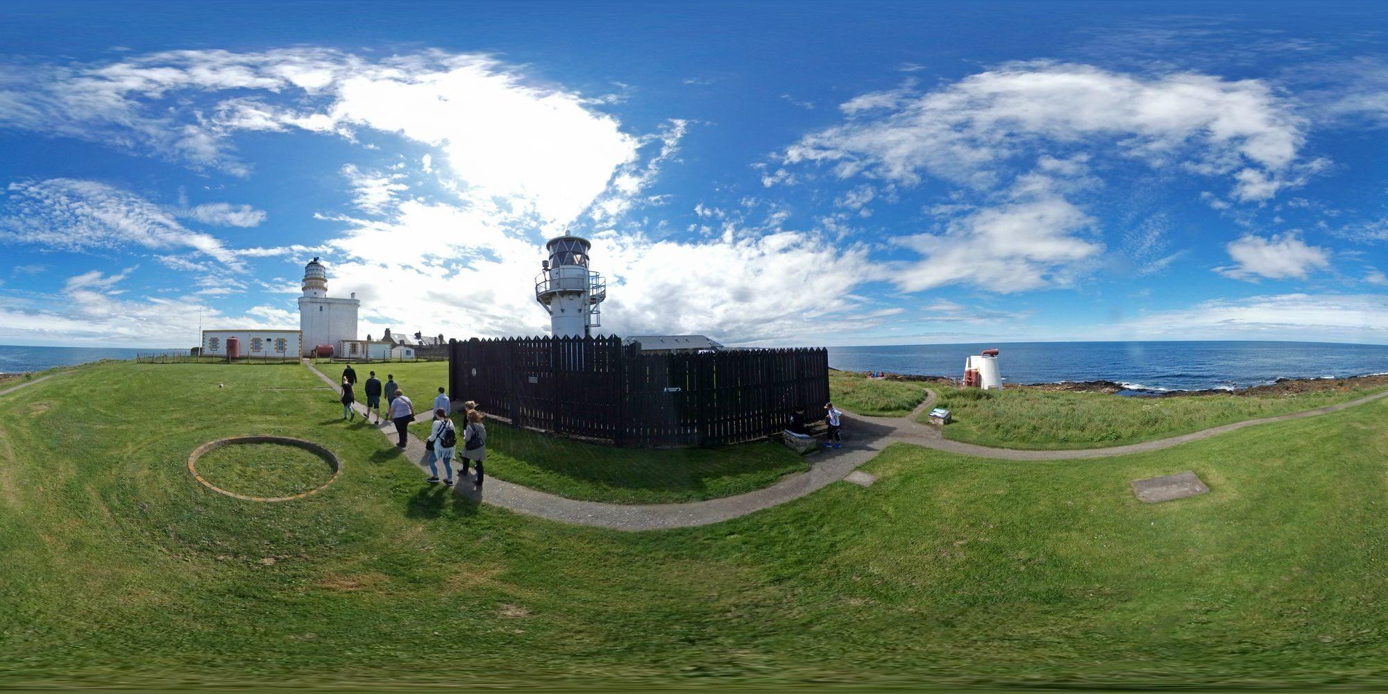 Scottish Lighthouses Fraserburgh 2
