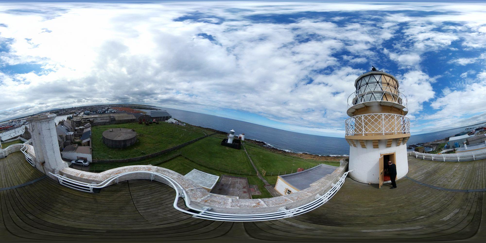 Scottish Lighthouses Fraserburgh 3