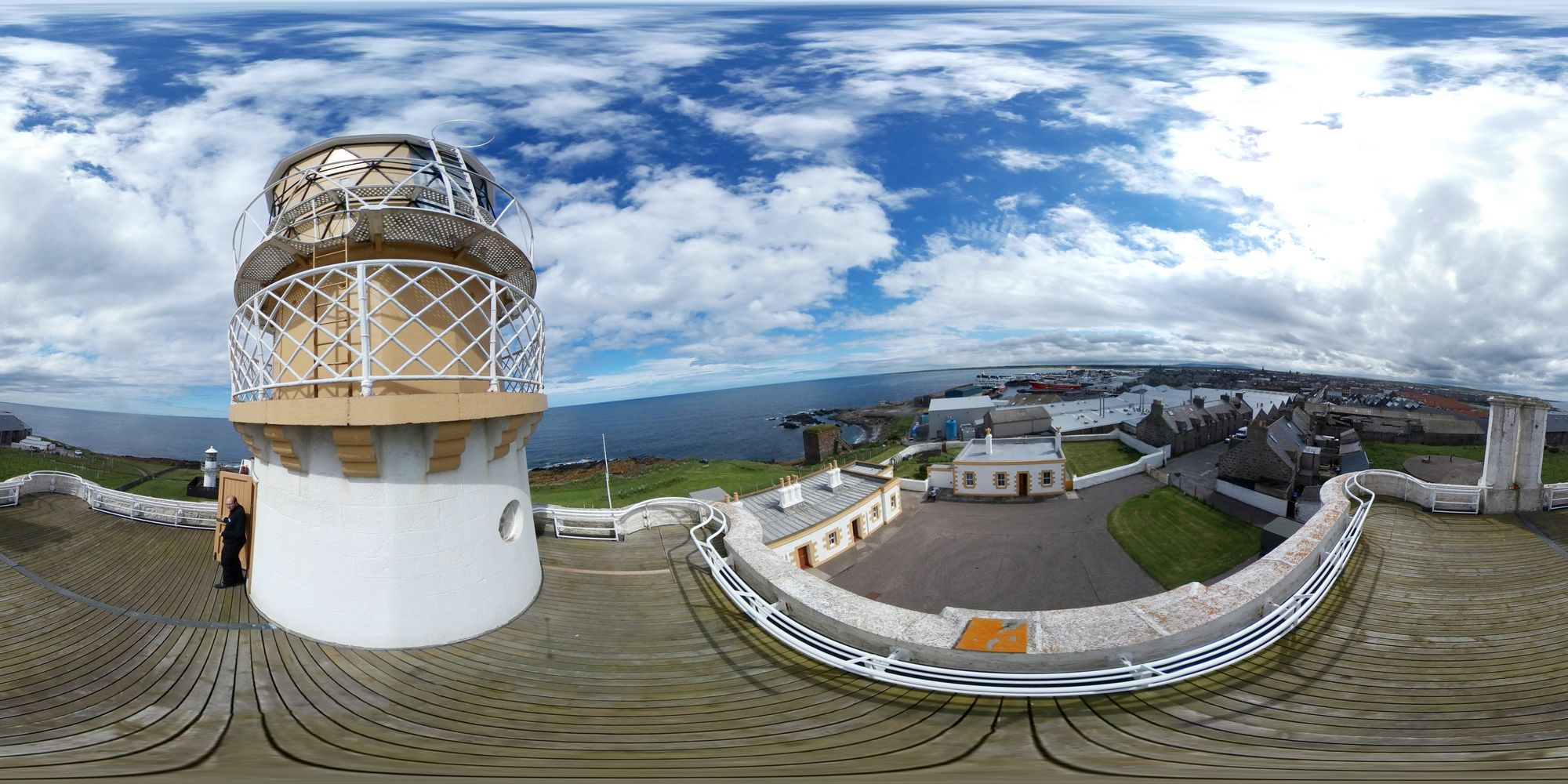 The Museum of Scottish Lighthouses - Fraserburgh 1