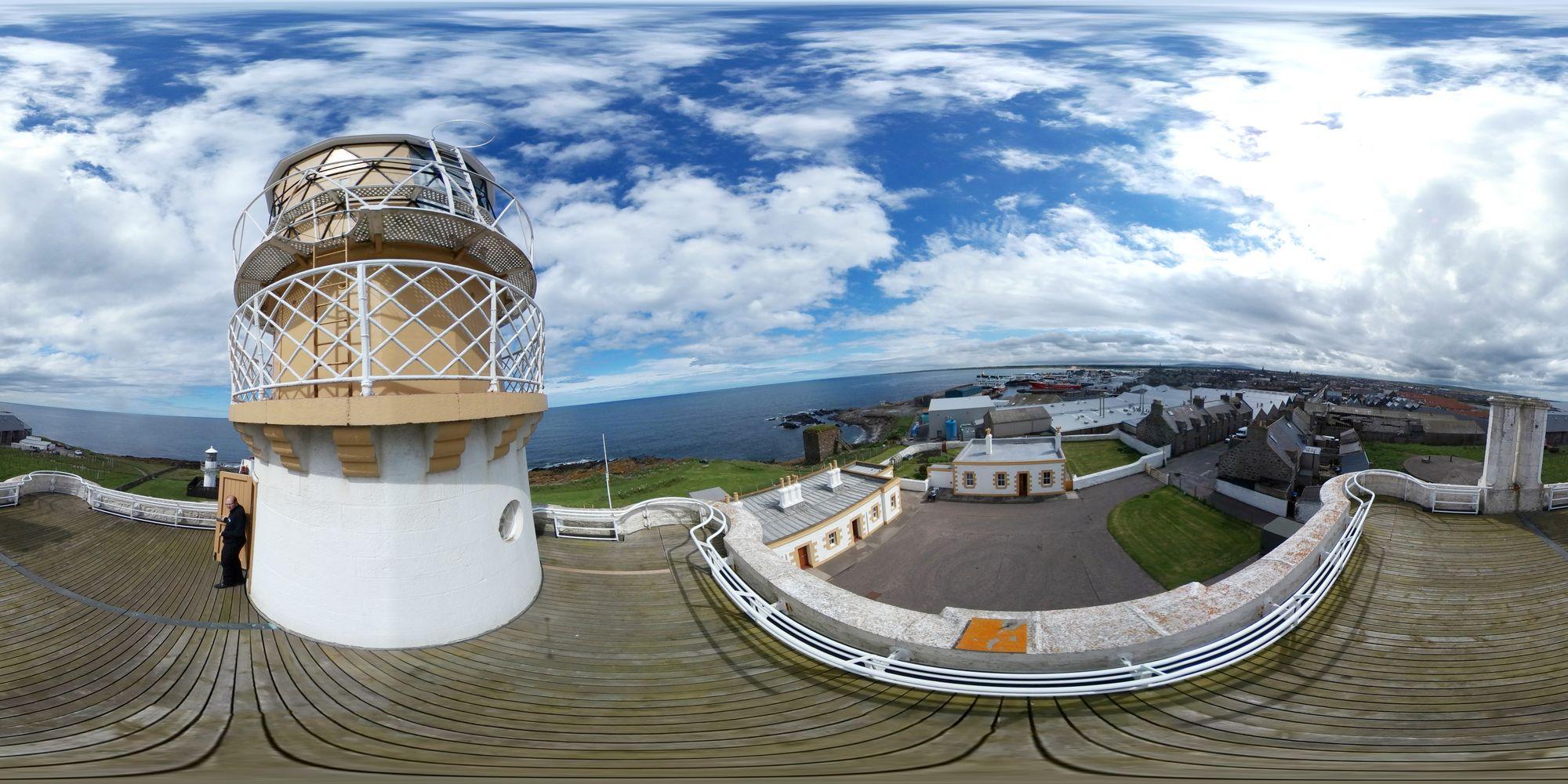 Scottish Lighthouses Fraserburgh 4