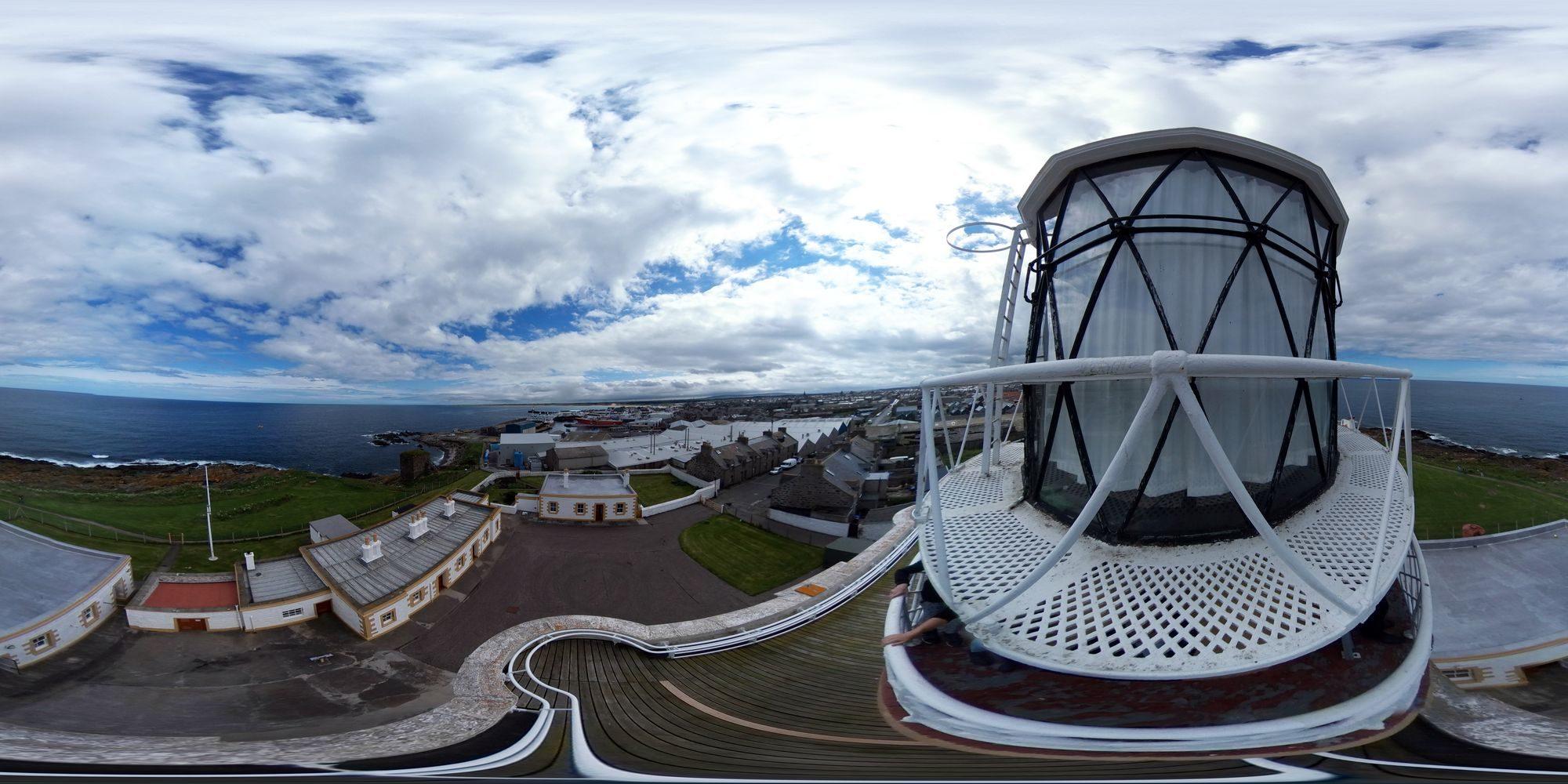 Scottish Lighthouses Fraserburgh 5